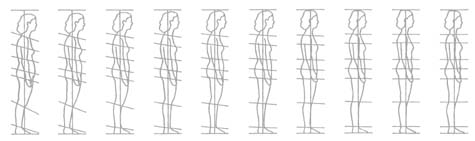Progress through a Rolfing 10 Series